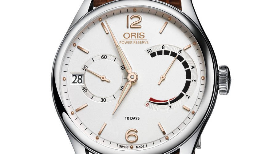 マニュファクチュールキャリバー111を搭載する新色「オリス アートリエ キャリバー111」|ORIS