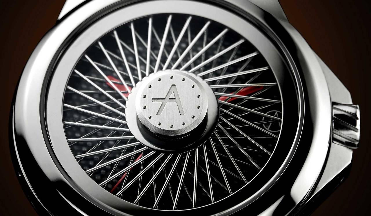 フェラーリのホイールに捧げる世界で9本限定のVERY RAREモデル|ArtyA