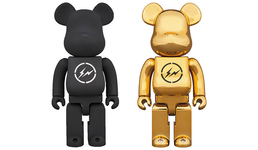 BE@RBRICK THE CONVENI × fragmentdesign 400%|MEDICOM TOY