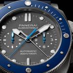 パネライ、SIHH2019に先駆けて新作ダイバーズウオッチを発表|PANERAI