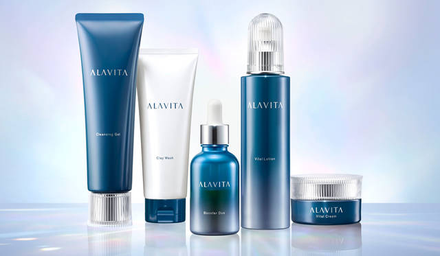 肌の未来が変わる!? 次世代スキンケアブランド「アラヴィータ」誕生|ALAVITA