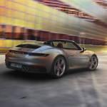新型ポルシェ911のオープン「911カブリオレ」デビュー|Porsche