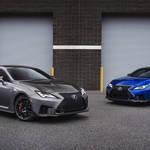 マイナーチェンジしたRC Fをワールドプレミア|Lexus