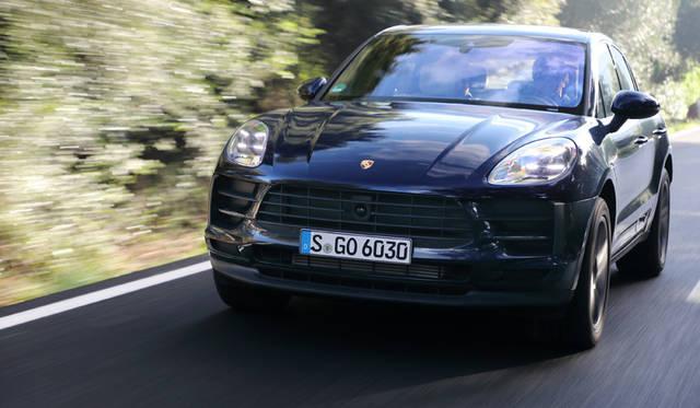 新型ポルシェ「マカン」にマヨルカ島で試乗|Porsche