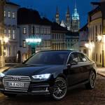 アウディA4シリーズが仕様変更を実施|Audi