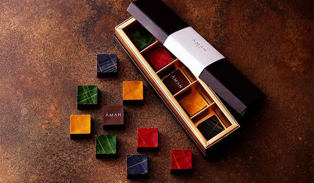 厳選したカカオと紅茶のマリアージュを楽しむチョコレート体験|AMAN TOKYO