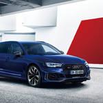 A4シリーズのトップRS 4アバントをフルモデルチェンジ|Audi