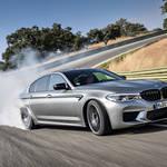 サーキット走行性能を高めたM5コンペティション誕生|BMW