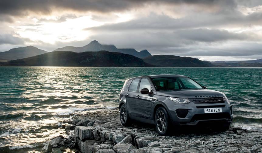 ドライバー支援充実のディスカバリー スポーツ特別仕様 Land Rover