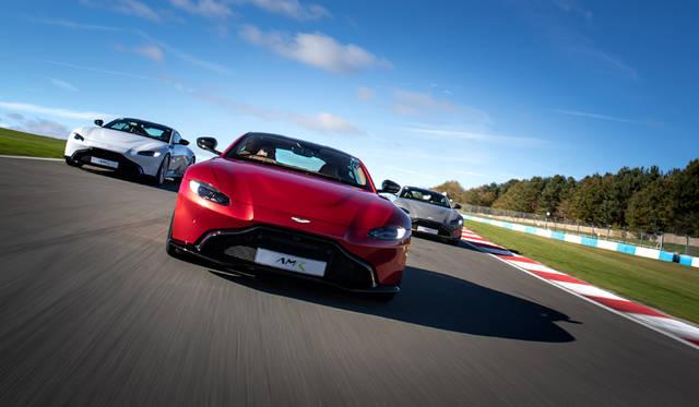 アストン、有名サーキットでの体験プログラムをスタート Aston Martin