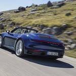 新型911カブリオレの価格が明らかに|Porsche