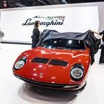 FIA会長ジャン・ドット氏所有のミウラSVを披露|Lamborghini