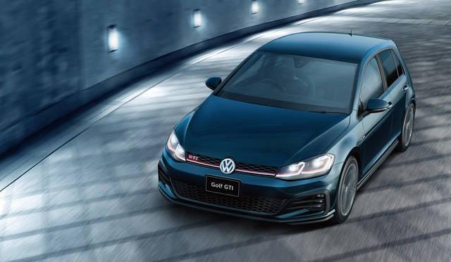 フォルクスワーゲン、up!とゴルフにGTIを追加 Volkswagen