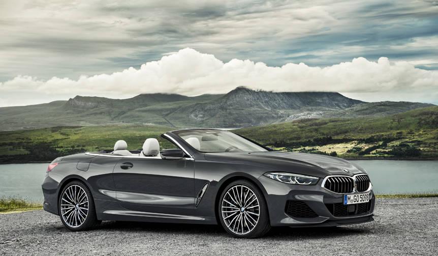 BMW 8シリーズのオープンモデル デビュー|BMW