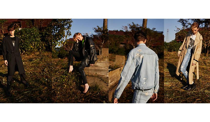 FORSOMEONE(フォーサムワン)の2019年春夏コレクション|FORSOMEONE