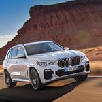 第4世代を迎えた新型X5をローンチ|BMW