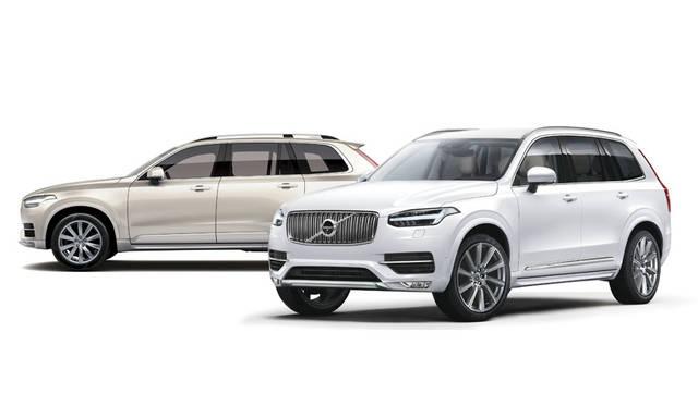 ボルボXC90に初のディーゼルモデルを追加 Volvo