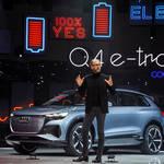 アウディがコンパクトな電動SUV「Q4 e-tron コンセプト」を発表|Audi