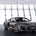 アウディR8に、V10エンジン10周年を記念した限定モデル|Audi