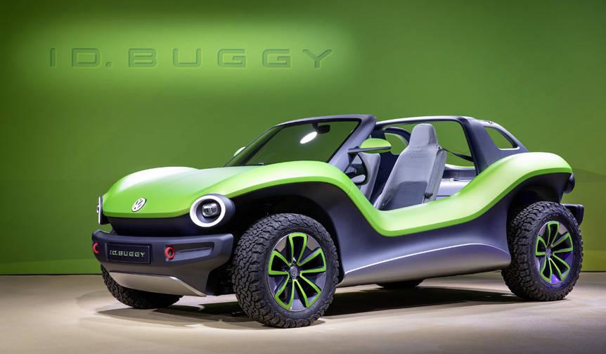 ジュネーブショーでID.バギーなど4台を世界初披露|Volkswagen