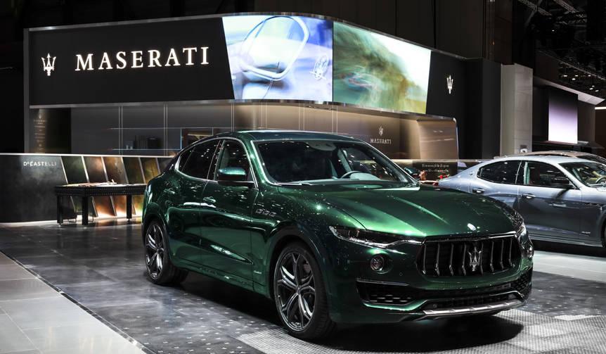 マセラティ、たった1台の特別な「レヴァンテ」や特別仕様などを公開|Maserati
