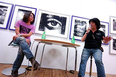 第4回:森山大道氏とのトークショー その1