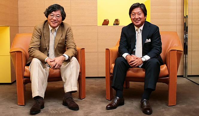 石川次郎さん(1)「靴の追憶」