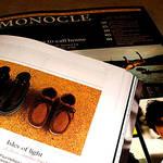 第10回目は雑誌『MONOCLE』
