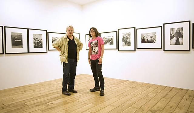 第19回 アンデルス・ペーターセン写真展『Café Lehmitz』対談(1)