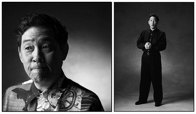 立木義浩写真展「時代のおとこ」開催