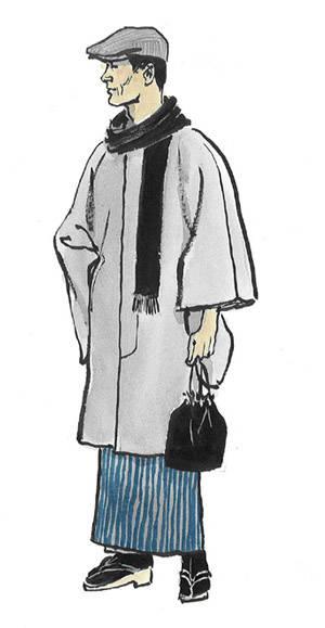 第10回 和服のコート
