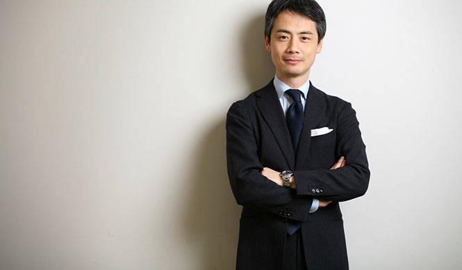 Chapter 4 Interview ルイジ ボレッリ、その魅力を語る ビームス 中村達也さん