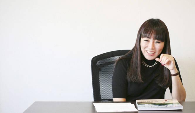 Chapter 4 Interview ルイジ ボレッリ、その魅力を語る 『SEVENSEAS』秋山 都さん
