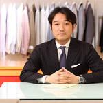 Chapter 4 Interview ルイジ ボレッリ、その魅力を語る 伊勢丹 五十嵐 賢さん