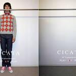 『CICATA』秋冬コレクション