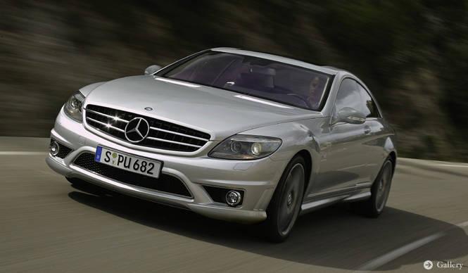 Mercedes-Benz CL65 AMG/CL63 AMG|メルセデス・ベンツ CL65 AMG/CL63 AMG