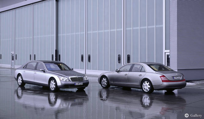 MAYBACH 57/62/57S/62S|マイバッハ 57/62/57S/62S