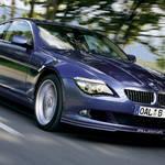 BMWアルピナB6 S クーペ/カブリオ エアアウトレットの下に潜む圧倒的なエンジン