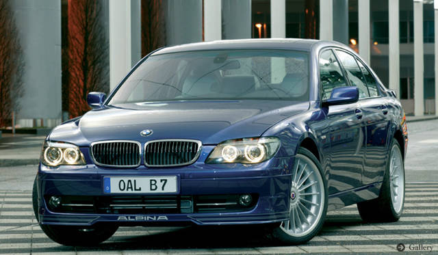 BMW ALPINA B7 Supercharge Limousine/Limousine Long|V8エンジンで、V12以上の性能を