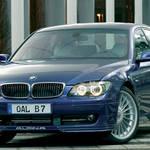 BMW ALPINA B7 Supercharge Limousine/Limousine Long V8エンジンで、V12以上の性能を