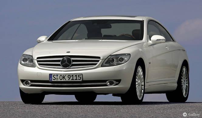 Mercedes-Benz CL600 メルセデス・ベンツ CL600