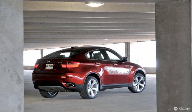 Chapter 1 BMWのニューモデル「X6」デビュー