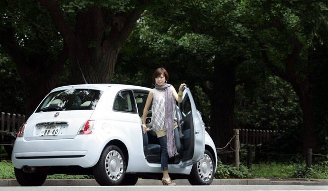 FIAT フィアット 柴田文江 vs フィアット500 デザインの力はヒエラルキーを越える TOP