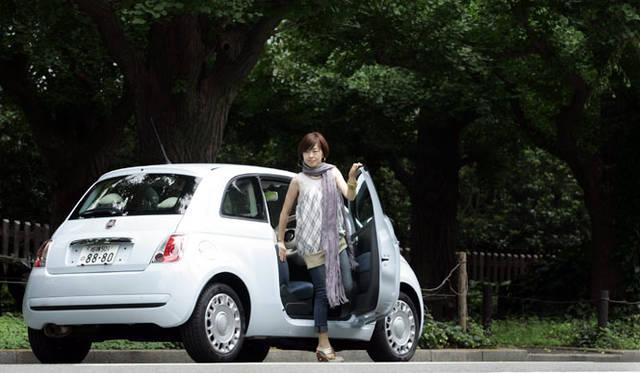 FIAT|フィアット|柴田文江 vs フィアット500 デザインの力はヒエラルキーを越える TOP