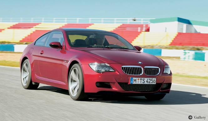 BMW M6 クーペ/M6 カブリオレ