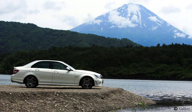 Mercedes-Benz C63AMG メルセデス・ベンツC63AMG(前編)
