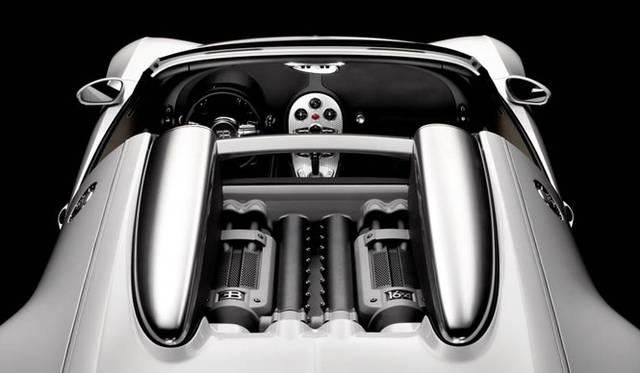 BUGATTI Veyron 16.4 grand sport 「ブガッティ・ヴェイロン16.4 グランドスポーツ」発表