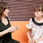 藤原美智子と早野実希子のビューティトーク(2)