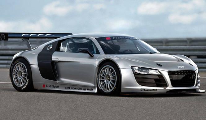Audi R8 GT3|「アウディR8」のレーシングバージョン「GT3」発表