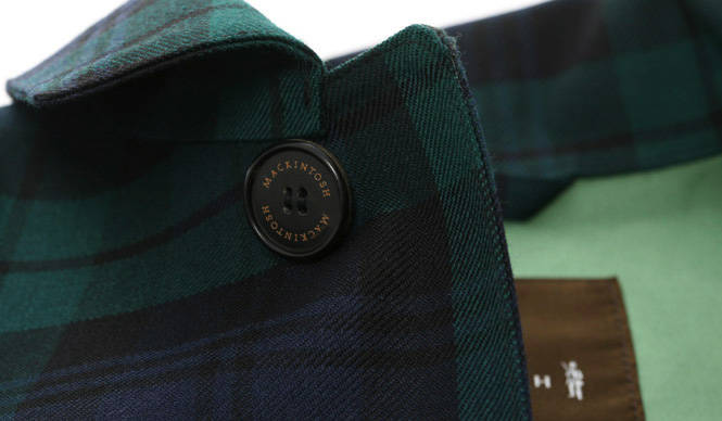 The legend of MACKINTOSH|2008-09 Fall & Winter men's Collection